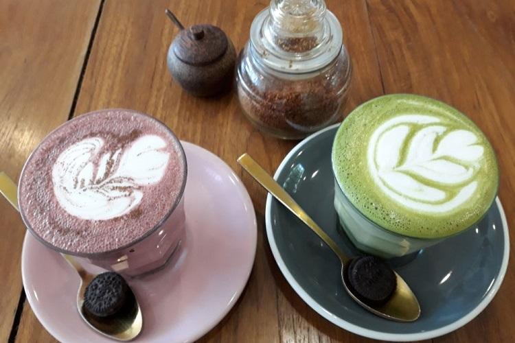 COFFE CARTEL ラテイメージ