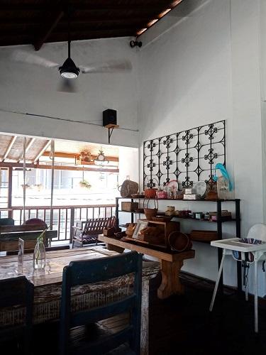 The Koop & Roaster 店内