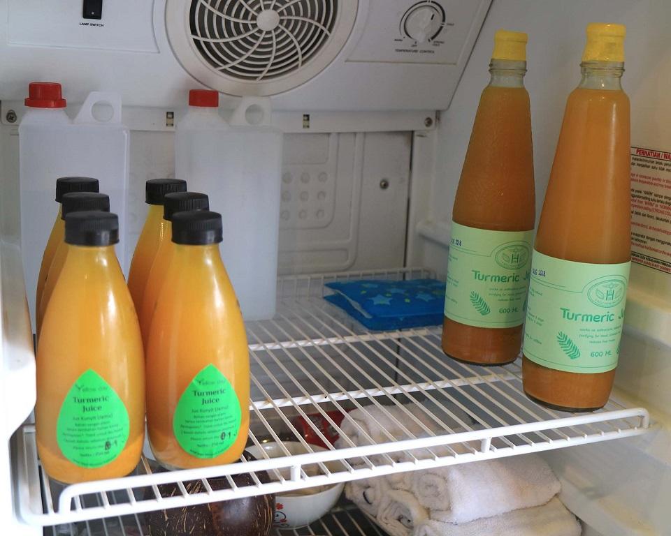 ナディス・ハーバル 冷蔵庫