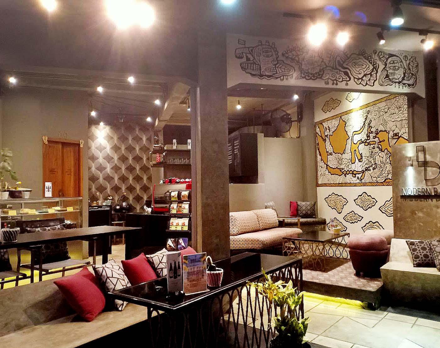 Modern Balinese Cafe bsideの画像1