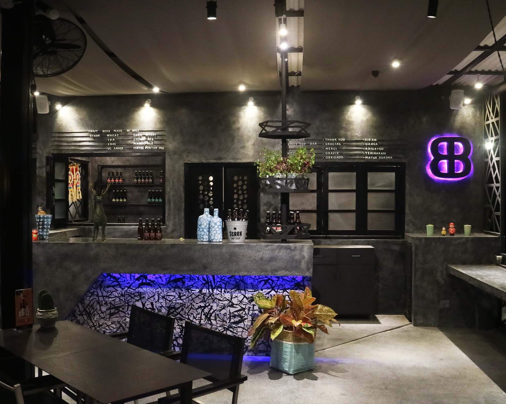 Modern Balinese Cafe bsideの画像2